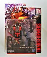 Transformers: Generations POWER del números primos CLASE DE LUJO Dinobot Babosa