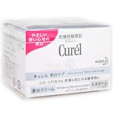 Kao Japan CUREL Whitening Moisture Cream (40g/1.3oz.) for Sensitive Skin