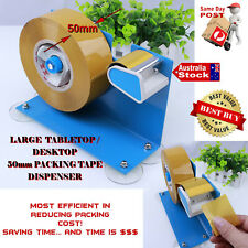 Warehouse Commercial 50mm Bench Top Desktop Packaging Tape Dispenser