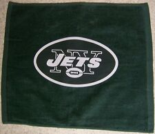 NFL Rally Fan Towel New York Jets NEW Golf Crying Hand 100% Cotton