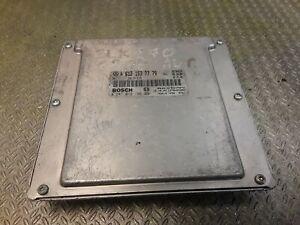 MERCEDES W209 Engine ECU Control Unit for CLK Class W209 2.7 Diesel 6121537779