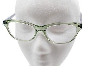 Johnny Was womens reading eyeglasses Christina green 51 16 135 power +1.50
