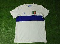 ITALY TEAM 10 1970-1971 FOOTBALL SHIRT JERSEY HOME ADIDAS RETRO REPLICA ORIGINAL