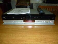 LG V190 DVD VHS COMBO Dvdcdvhs VIDEOREGISTRATORE + telecomando copia MANUALE