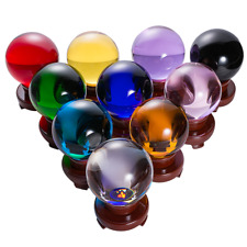 K9 Crystal Photography Lens Ball Photo Prop Background Home Decor Gift 100mm