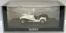 Norev Caterham Super Seven, Old English White, 1979, 1:43 Scale Diecast 270212