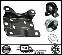 Audi Q7 VW Toureg Propshaft Center Bearing, Coupling Boot & Supporting Plate KIT