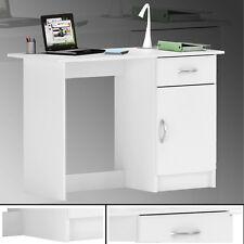 Schreibtisch 11-26 WEISS Computertisch PC-Tisch Kinderschreibtisch Unterschrank