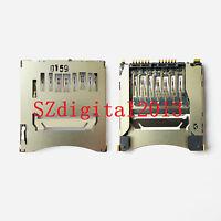 New SD Memory Card Slot For Canon EOS 70D For Nikon D750 D810 D3300 Repair Part