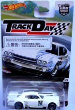 Hot Wheels '70 CHEVY CHEVELLE  -  TRACK DAY  [CAR CULTURE] MATTEL DJF77