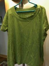 Fashion Bug 2X Green top