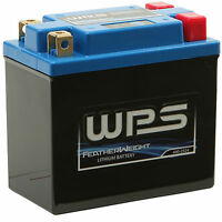 WPS Featherweight Lithium Motorcycle Battery 250CCA
