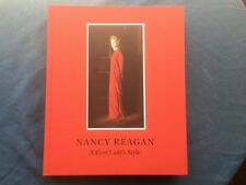 Nancy Reagan: A First Lady's Style ..  Ronald Reagan Library Store