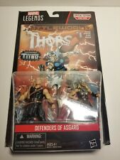 Marvel Legends Series DEFENDERS OF ASGARD Comic Pack-Thor & Marvel's Odinson NEW