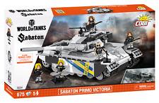 Sabaton Primo Victoria ('World of Tanks') - COBI 3034 - 625 bricks