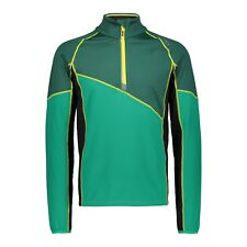 CMP Functional Shirt One Sweat Green Breathable Elastic