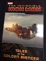 IRON MAN Tales of the Golden Avenger - Marvel Comics - Trade Paperback TPB (new)