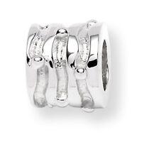 Mia Beads Damen Bead aus 925 Sterling Silber Zwischenelement für Bettelarmband