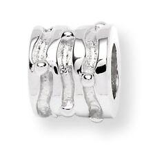 Mia Beads Bead echt Silber 925 Sterling Zwischenelement für Bettelarmband