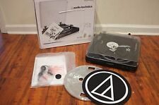Audio Technica AT-LP60BK Fully Automatic Belt Drive Stereo Turntable Free Shippi