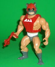 """MOTU LOT He-Man Masters Of The Universe ZODAC """"RED ARMOR VARIANT"""" FIGURE"""