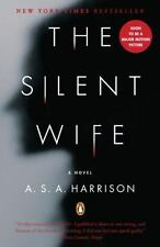 THE SILENT WIFE by A. S. A. HARRISON (2013) PB BRAND NEW LOW SHIP
