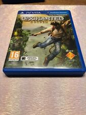Uncharted Golden Abyss Para Ps Vita
