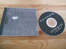 CD Indie horchata-INTEGRAL (10 chanson) zero 1 Media/CDN
