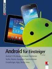 Android für Einsteiger: Android 5.0/Lollipop: Die neuen Funktionen. Surfen, Mail