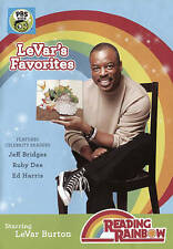 Reading Rainbow: Levars Favorites (DVD, 2016)