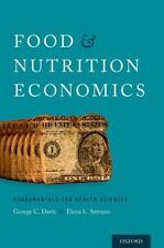 Food and Nutrition Economics P (Paperback or Softback)