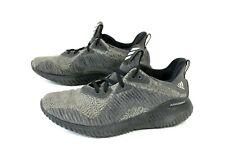 Adidas Alpha bounce 3 Men's Size US 8 Grey/Black Running Shoe DA9561