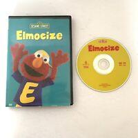 Sesame Street - Elmocize (DVD, 2002) - Free Shipping