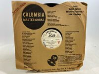 Columbia Guy Mitchell – Pittsburgh, Pennsylvania/The Doll With A Sawdust Heart
