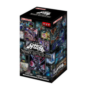 "Yugioh Cards ""Prismatic Art Collection"" Booster Box / Korean Ver"