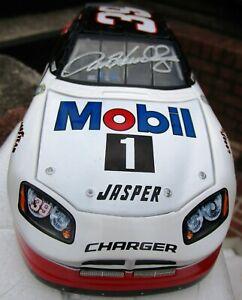 Sam Hornish Jr autographed #39 MOBIL 1/Penske Racing '06 DODGE 1:24 diecast- NEW