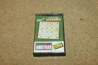 Amstrad CPC - 464 Game Tape Scrabble  -K8
