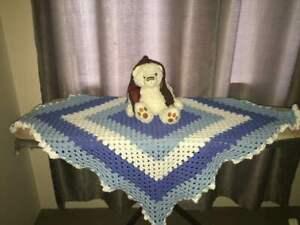 STILL SHIPPING, Crocheted, Baby Blankets, Adult blankets, Fur Baby, pram blanket