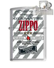 Zippo 200 Made In USA Guarantee Lighter with PIPE INSERT PL