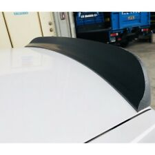 Flat Black 495 FG Type Rear Trunk Spoiler Wing For 14-19 Lexus RC350 300h Coupe