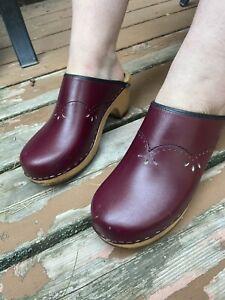 Sanita vintage Clogs Size 39