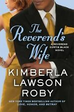 The Reverend's Wife (A Reverend Curtis Black Novel)-ExLibrary