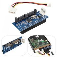 Converter 40-Pin IDE Female SATA to 22-Pin male adapter PATA SATA Card Tackle