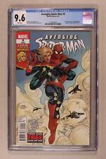 Avenging Spider-Man #9A 1st Printing CGC 9.6 2012 1270642024