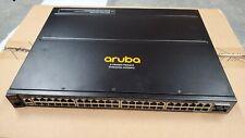 J9728A HPE Aruba 2920-48G 48-Port L3 Managed Ethernet Switch
