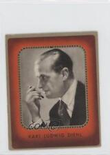 1936 Cigaretten Bilderdienst Bunte Filmbilder Series 1 167 Karl Ludwig Diehl 1s8