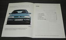 VW Golf 3 III Typ 1H GTI  2,0l 16V Motor  Selbststudienprogramm  SSP 157