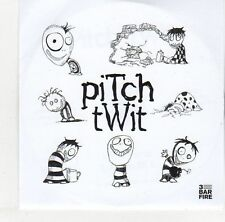 (EJ258) Pitch Twit, Sidewards / Pieces of 4 - 2009 DJ CD