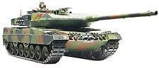 Tamiya 1/35 Leopard 2 A6 Main Battle Tank Plastic Assembly Kit