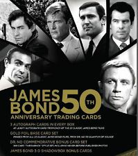 JAMES BOND-50TH ANNIVERSARY CASE TOPPER CARD SKYFALL MOVIE POSTER